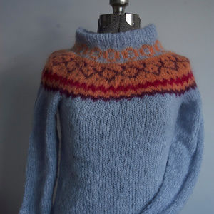 Hand Knit by Leanne Harkness